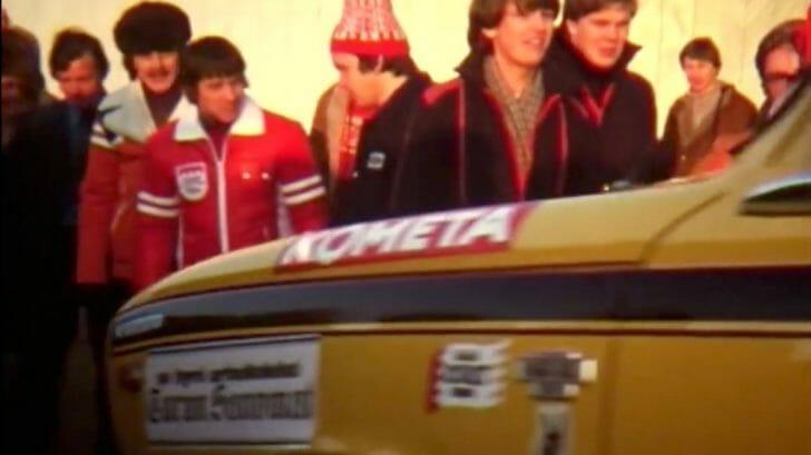 Arctic Lapland Rallyn suomalaiset F1-kuskit
